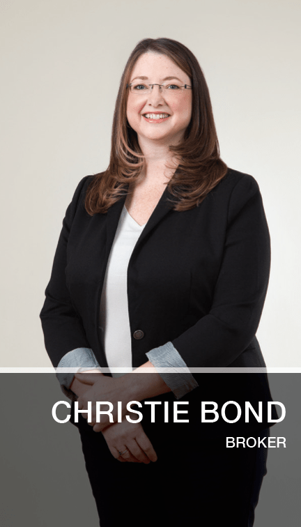 Christie Bond - Real Estate Broker