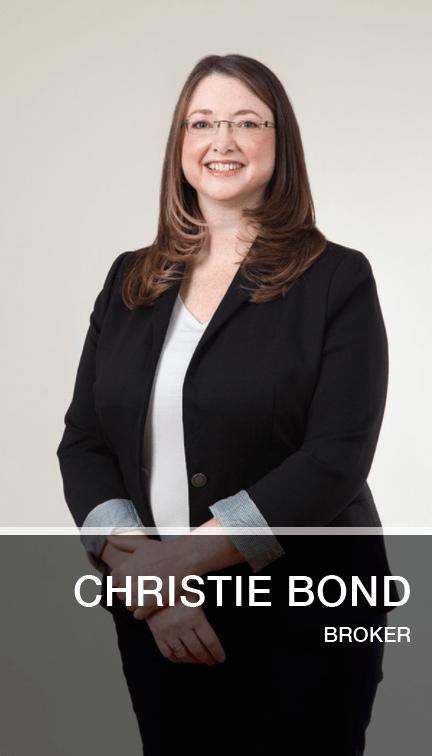 Christie Bond Barrie Real Estate Broker